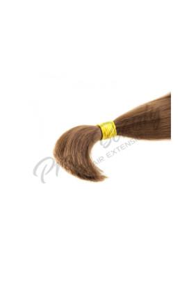 Středoevropské vlasy - světle hnědá - 8