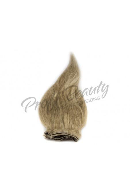 Pás vlasů - Středoevropské - 50-55 cm, popelavá - 9