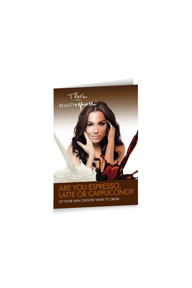 Espresso - Propagační materiál - brožura