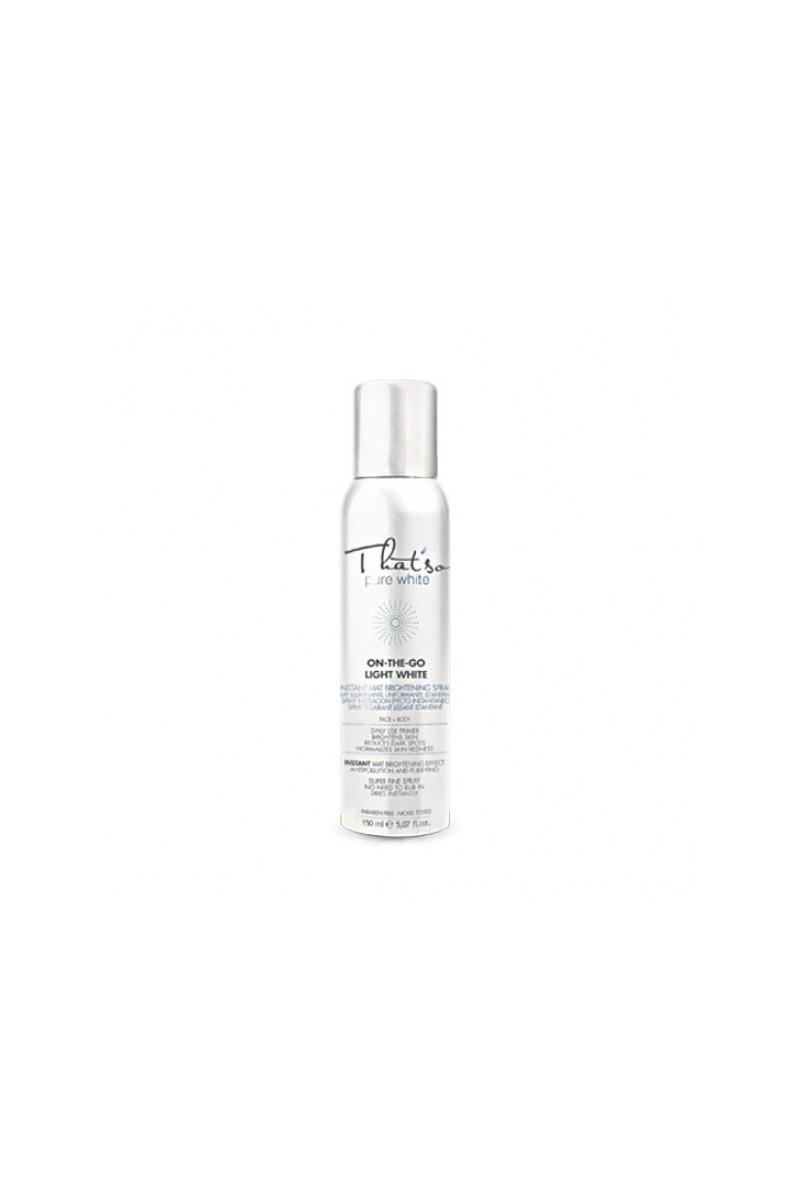 Bělící sprej na obličej - Light White