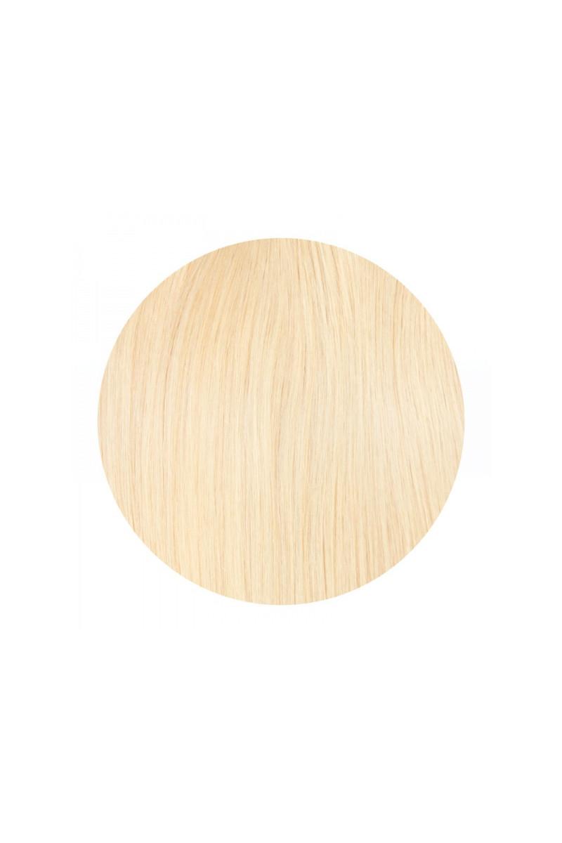 Clip In REMY CLASSIC, 120g, nejsvětlejší blond - 613