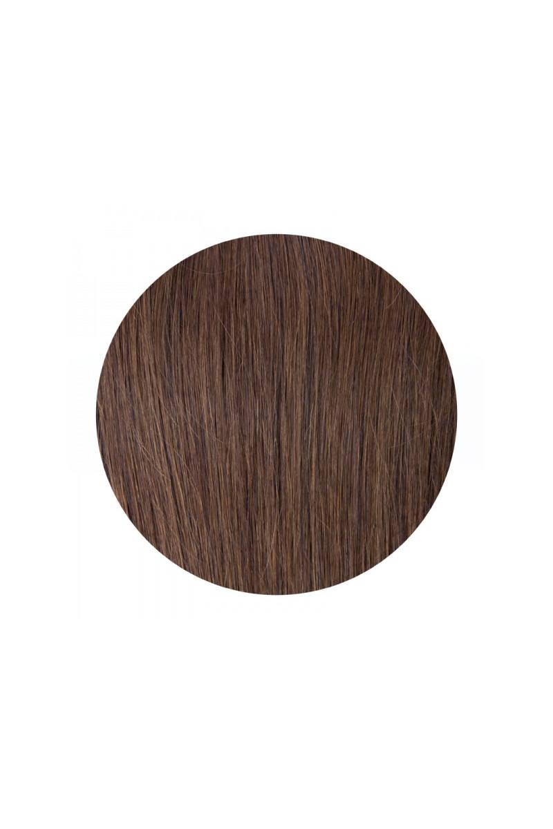 Zahušťovací vlasové pásy VOLUME, středně hnědá - 4