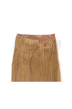 Zahušťovací vlasové pásy VOLUME, extra bežová - 12