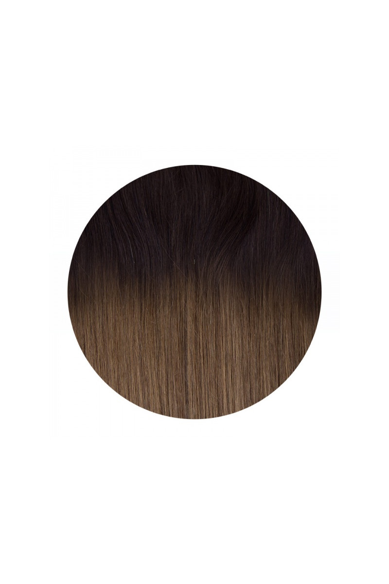 Clip In REMY CLASSIC, 120g, ombre - 2/6