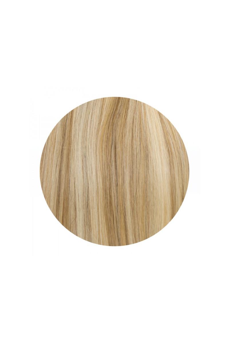 Flip In REMY vlasy, melír - 12/60