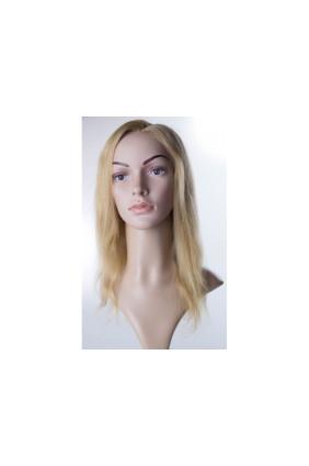 Paruka středoevropské vlasy,odstín 27, délka 35-40 cm - zakázková výroba