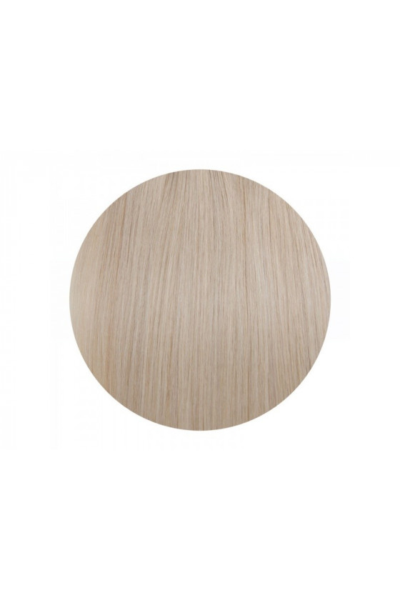 Clip In REMY HOLLYWOOD, 260 g, 50 - 55 cm, extra platina 24