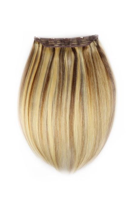 Zahušťovací vlasové pásy VOLUME, melír - 6/613