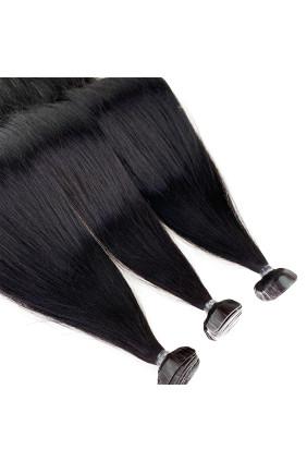 Panenské pásky ProfiBeauty® - černá jako uhel - 1