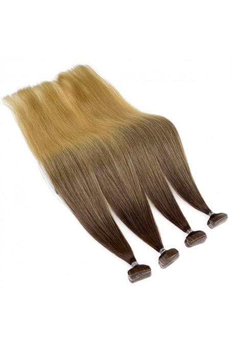 Barvené vlasové pásky ProfiBeauty® - ombre - 2/15