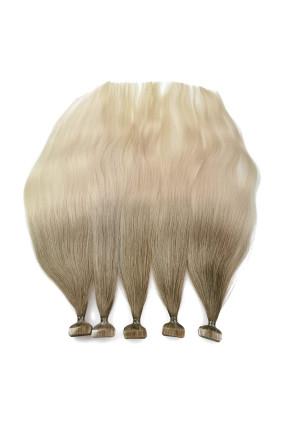 Barvené vlasové pásky ProfiBeauty® - ombre - 11/61
