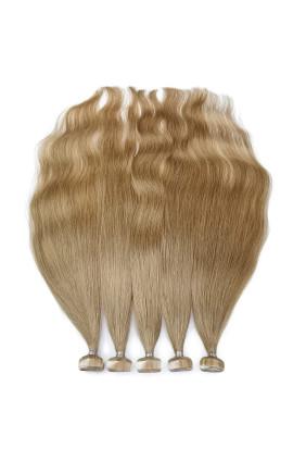 Barvené vlasové pásky ProfiBeauty® - extra béžová - 12