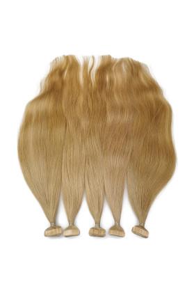 Barvené vlasové pásky ProfiBeauty® - písková - 18