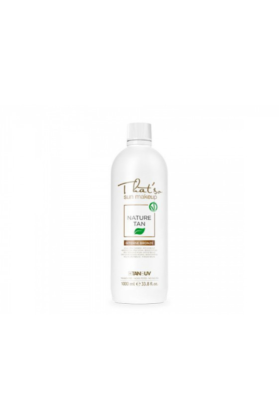 NATURE TAN - Intense Bronze 14% 1L - opalovací toner