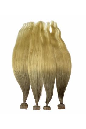 Barvené vlasové pásky ProfiBeauty® - ombre -11/613