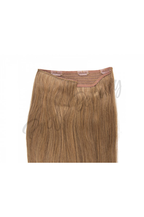 Zahušťovací vlasové pásy VOLUME, přírodně popelavá - 9