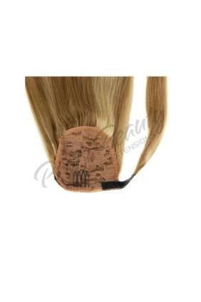 Culík - ponytail - melír přírodně popelavá/nejsvětlejší blond - 9/613, 100 g