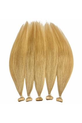 Barvené vlasové pásky ProfiBeauty® - světlá měď - 16