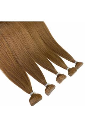 Barvené vlasové pásky ProfiBeauty® - světle béžová - 10