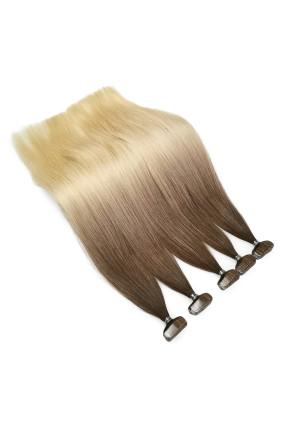 Barvené vlasové pásky ProfiBeauty® - ombre -6/27