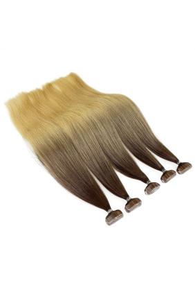 Barvené vlasové pásky ProfiBeauty® - ombre -4/27