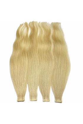 PREMIUM - Středoevropské barvené - tmavá blond - 27