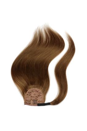Culík - ponytail - přírodně popelavá - 9, 100 g
