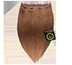 Zahušťovací vlasové pásy
